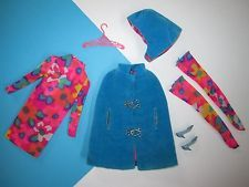 Barbie Vintage FRANCIE Complete Outfit STYLE SETTERS #1268 Free Shipping USA
