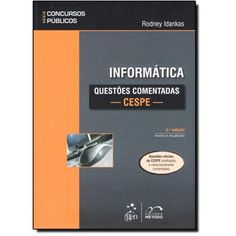 Informática Questões Comentadas - CESPE - Série Concursos Públicos …