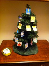 A Chase After Wind: DIY Jesse Tree