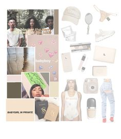 """""""yeah I'm pretty but I'm loco"""" by maryeffinjane ❤ liked on Polyvore featuring Twisted Bitches, Chantal Thomass, NIKE, Fujifilm, Bobbi Brown Cosmetics, Christian Dior and Chanel"""