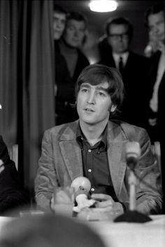 John Winston Lennon; (9 October 1940 – 8 December 1980)