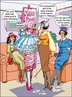 Sissy Doll Claire