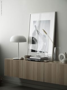 IKEA Livet Hemma Inspiration and a trick on how to achieve the looks - Only Deco Love Ikea Inspiration, Interior Inspiration, Ikea Storage Solutions, Estilo Interior, Interior Decorating, Interior Design, Modern Cabinets, Scandinavian Interior, Cabinet Design