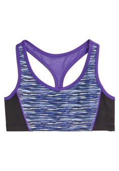 Space Dye Sports Bra (original price, $17.90) available at #Justice