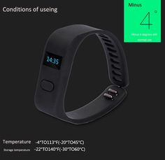 M9 Bluetooth 4.0 Smart Bracelet Discount Coupon from Gearbest - Mobiles-Coupons