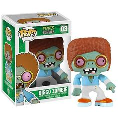 Can't get enough Zombie stuff? Check out the Zombie POP! Vinyl figure Featuring Zombie figure from Plants vs Zombies Size: x x cm x 5 cm x 11 cm) Also see: Zombie POP! Vinyl Figure See more: POP! Pop Vinyl Figures, Funko Pop Figures, Funko Pop Dolls, Funko Toys, Plants Vs Zombies, Funko Pop Marvel, P Vs Z, Zombie Gifts, Kids Toy Store