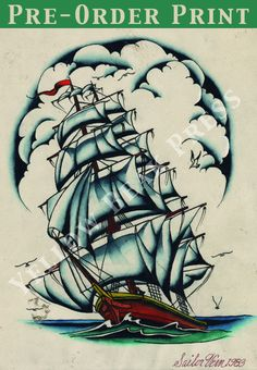 A biography available now: Sailor Vern Ingemarson, a tattooer for 30+ years, was a disciple of Cap Coleman. In the 1940s, he started his career working alongside Coleman and Paul Rogers in Norfolk, VA
