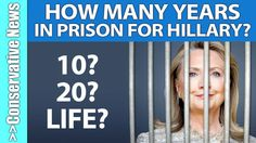 Hillary Clinton Should Be Arrested For This – Proof Of Her Crimes Here ! Written by JayWill7497 REMEMBER WHAT NIGEL FARAGE SAID , SHE'S HORRIBLE , WELL , YES SHE IS ! GET THIS VIRAL PLEASE Please Share this video on everywhere , FACEBOOK , TWITTER,...