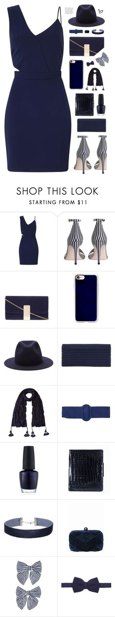 """865"" by glitterals ❤ liked on Polyvore featuring Miss Selfridge, Zimmermann, Dorothy Perkins, Casetify, A.P.C., John Lewis, White Stuff, Oscar de la Renta, OPI and Anne Sisteron"