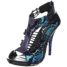 I have a little black one shoulder dress that these shoes were made to go with!! Omg.. need.