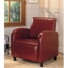 Inspiración: Sillas de acento por menos de $150: Silla bordo de Coaster Furniture #CoasterFurniture