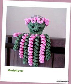 Dit inktvisje is gemaakt  door Godelieve Hellinckx.
