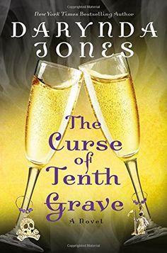 The Curse of Tenth Grave: A Novel (Charley Davidson Series by Darynda Jones - Urban Fantasy book