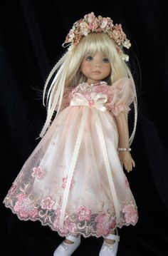 """""""Victorian Pink""""  from Little Charmers on ebay ends 4/19/14. Start bid $117.04. Sold for $143.00 BIN on 4/15/14."""