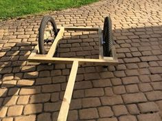 How to Build a Bike Trailer : 8 Steps (with Pictures) - Instructables Small Loft Bedroom, Build A Bike, Bike Trailer, Electric Bicycle, Building, Garden Cart, Pictures, Allotment, Camper