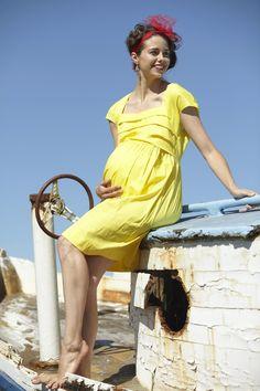 Fruitful Maternity Dress ( € 49.00)   Purchase here:   http://www.hautemama.ie/maternity-wear/maternity-dresses/fruitful-maternity-dress-3.html