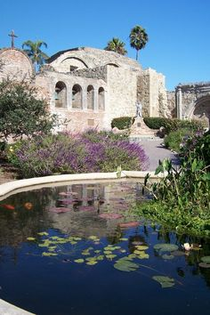 1. Mission San Juan Capistrano in Orange County is over 200-years old. You can never take too many photos of an historic setting like this.