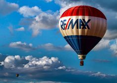 RE/MAX in the clouds #remax #realestate #newhome