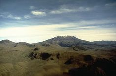 Azufral volcano, Colombia