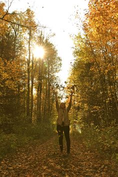 Fall hike.