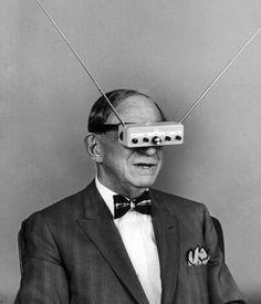 1st 3D Goggles