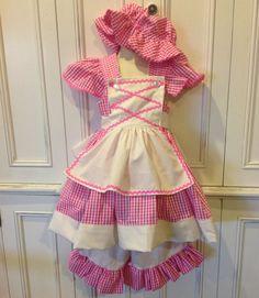 Little Bo Peep inspiración Boutique traje vestido tamaño 2T 3T 4T 5 6