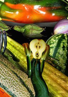 Fraud Fruit Photograph