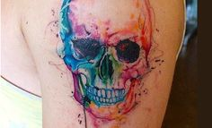 Scary, gorgeous, amazing skull tattoos. These are the 37 best skull tattoos, including the most popular one.