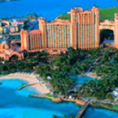 Atlantis-Bahamas. Lots to do on this large resort! www.caribbeans.com