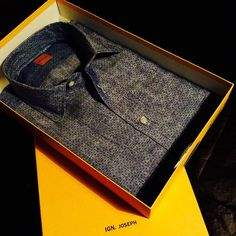 IGN.Joseph luxury shirts! -Fine linen and cotton-