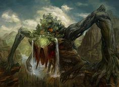 MtG: Animar, Soul of Elements by PeteMohrbacher.deviantart.com on @deviantART