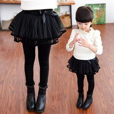 Check lastest price Baby Mesh Skirts-Pants Girl Leggings With Skirts Patchwork Infant Girl Bowknot Princess Leggings Dance Pants Cake Skirt Trousers just only $12.88 - 14.62 with free shipping worldwide  #girlsclothing Plese click on picture to see our special price for you