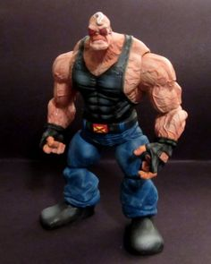 Strong Guy (Marvel Select) Custom Action Figure