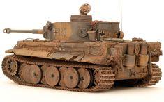 Tiger I Initial Version by Robert Doepp (Tamiya 1/48)