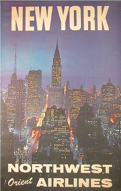 New York - Northwest Airlines