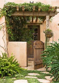 Guia de jardin: Jardín de cactus y suculentas