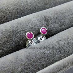 #ルビー,#ruby,#rubyjewelry,#rubyearrings,#ルビーピアス Personalized Items