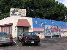 Eddie Brandt's Saturday Matinee - Video Store (North Hollywood)