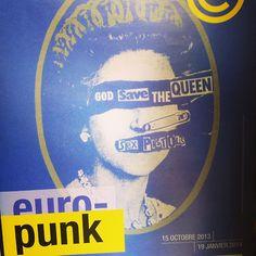 Euro Punk #Expo #Typo #Design