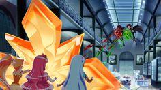 Episode 3 - L'attaque de Mephisto et Praxina