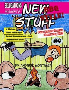 New Stuff   New Stuff #4   MagCloud