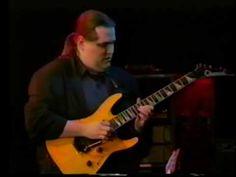 ▶ Shawn Lane - Black Market (Musicians Institute, Hollywood - 5th Feb 1993) - YouTube