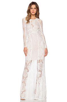 THE JETSET DIARIES Escape Maxi Dress in White   REVOLVE