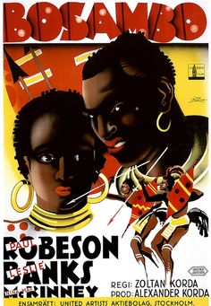 'Separate Cinema': Unsettling and gorgeous posters from the age of segregated movies | Dangerous Minds