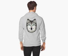 « Dan Smith's Wolf hoodie » par dansmiths