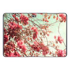 Samsung Galaxy Tab 2 10.1 Antique Flowers Case