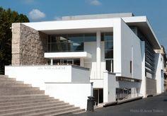 Museo dell'Ara Pacis, progettato dall'architetto statunitense Richard Meier
