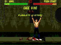 """Eu tirei:""""FLAWLESS VICTORY."""" (12 de 15! ) - Você consegue acertar esses 15 jogos clássicos com apenas uma imagem?"""