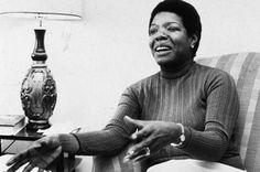 Celebrities Mourn Maya Angelou's Death OnTwitter