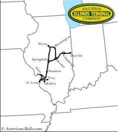 The Illinois Terminal Railroad